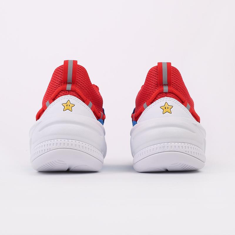 красные  кроссовки puma rs-dreamer super mario 64 19460601 - цена, описание, фото 3