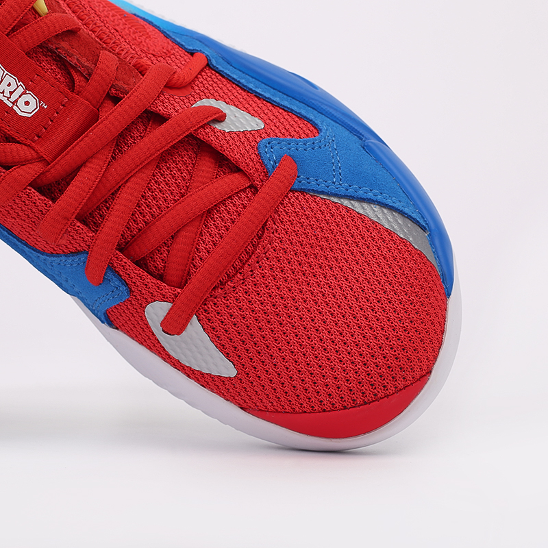 красные  кроссовки puma rs-dreamer super mario 64 19460601 - цена, описание, фото 8