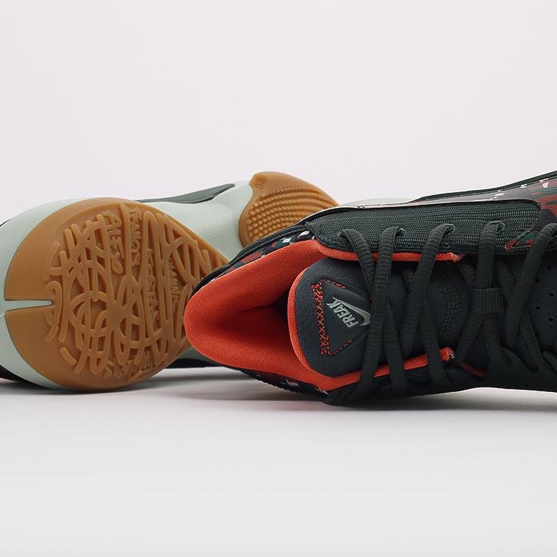 зелёные  кроссовки nike zoom freak 2 DC9853-300 - цена, описание, фото 6