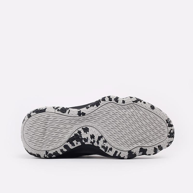 чёрные  кроссовки adidas dame 7 FX6615 - цена, описание, фото 4