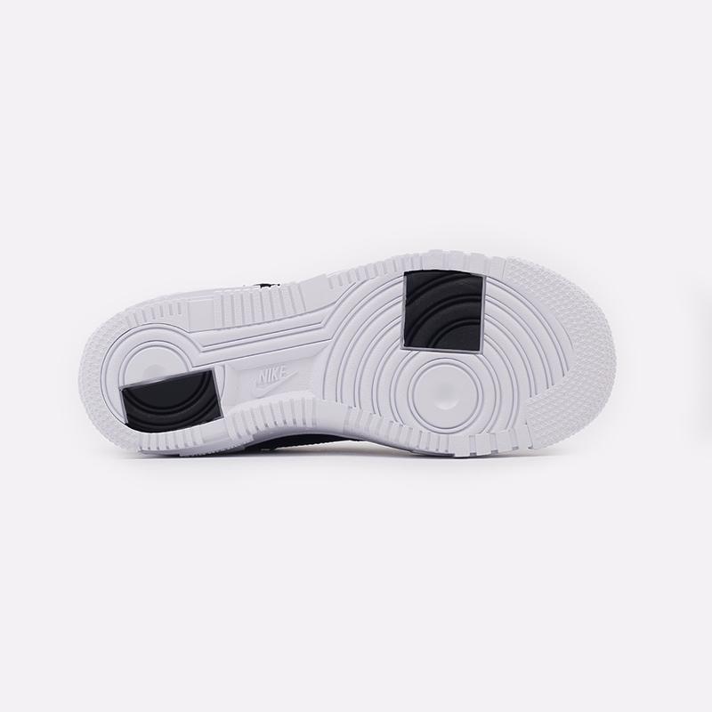 женские чёрные  кроссовки nike wmns air force 1 pixel CK6649-001 - цена, описание, фото 4