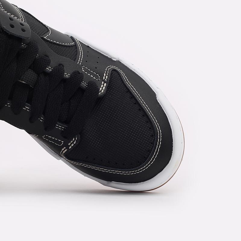 женские чёрные  кроссовки nike wmns dunk low disrupt CK6654-002 - цена, описание, фото 8