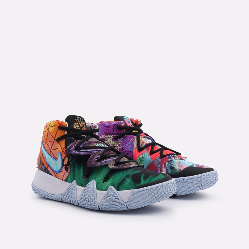 мужские разноцветные  кроссовки nike kybrid s2 CQ9323-900 - цена, описание, фото 1