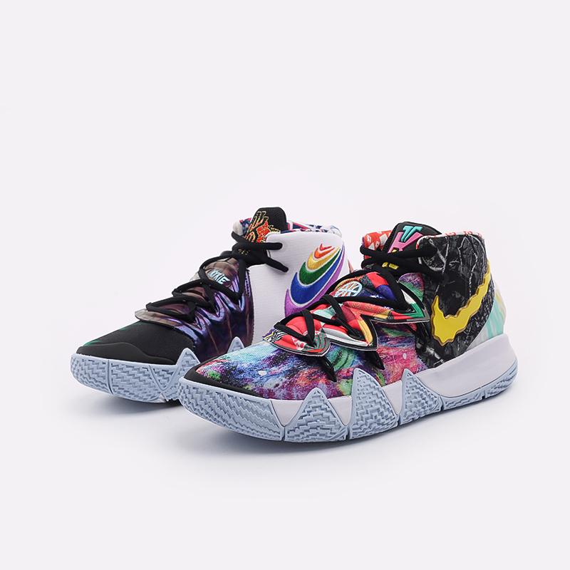 мужские разноцветные  кроссовки nike kybrid s2 CQ9323-900 - цена, описание, фото 5