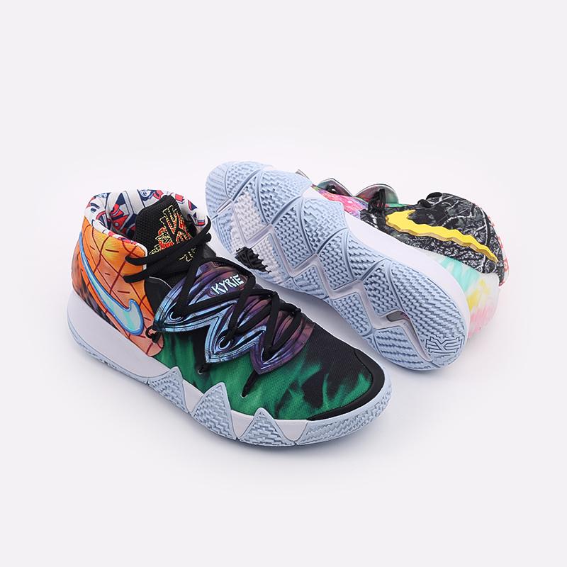 мужские разноцветные  кроссовки nike kybrid s2 CQ9323-900 - цена, описание, фото 2