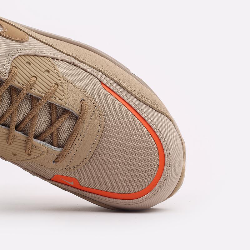 мужские бежевые  кроссовки nike air max 90 surplus CQ7743-200 - цена, описание, фото 7