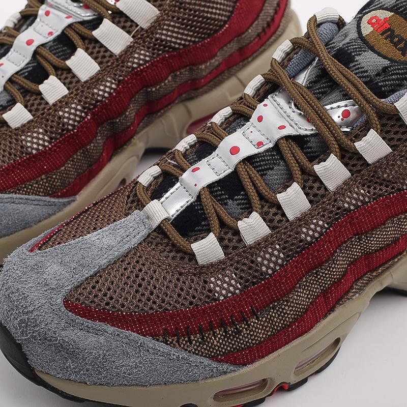 мужские разноцветные  кроссовки nike air max 95 DC9215-200 - цена, описание, фото 6