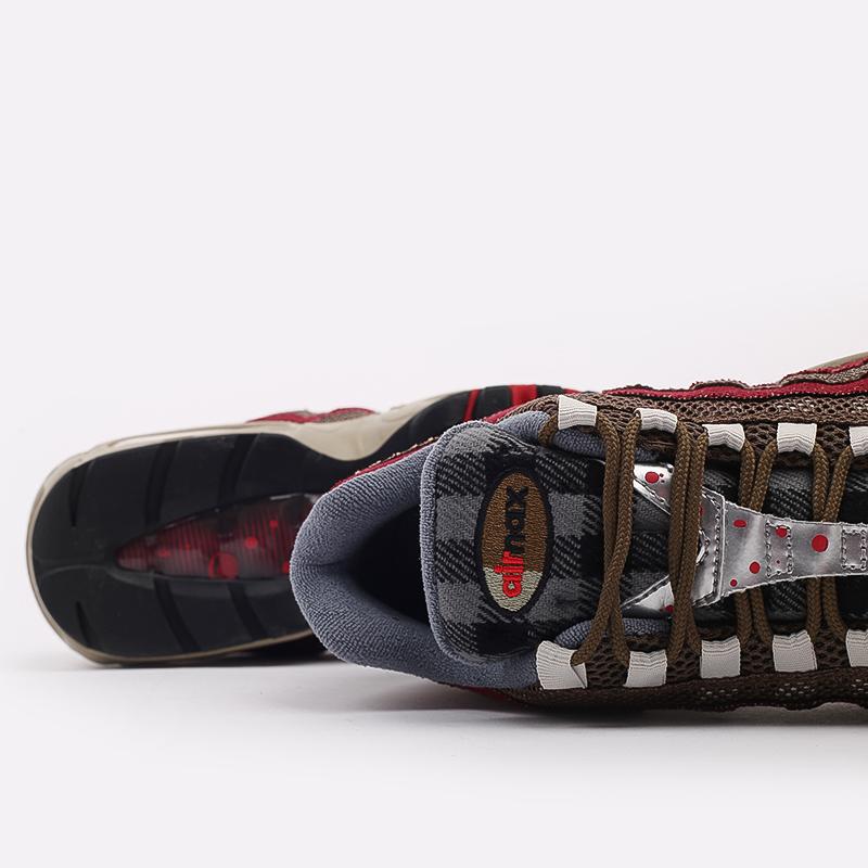 мужские разноцветные  кроссовки nike air max 95 DC9215-200 - цена, описание, фото 8