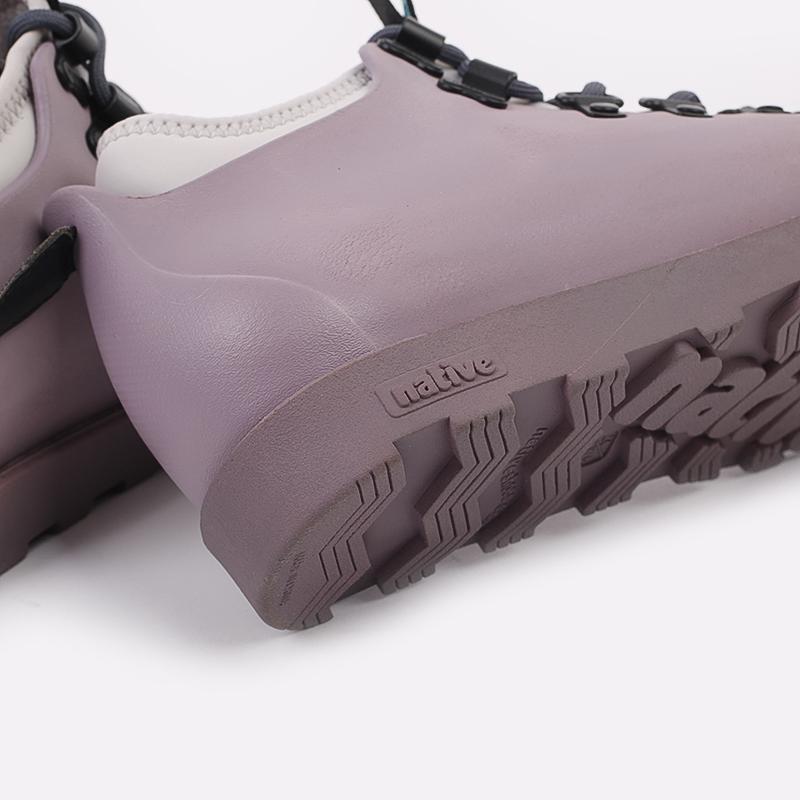 фиолетовые  ботинки native fitzsimmons citylite 31106800-5361 - цена, описание, фото 8