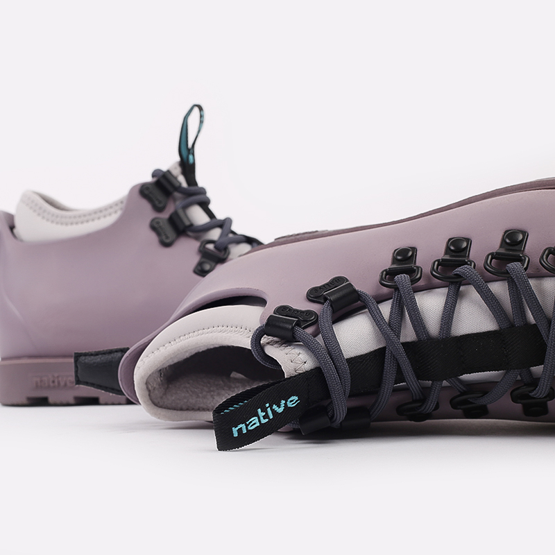 фиолетовые  ботинки native fitzsimmons citylite 31106800-5361 - цена, описание, фото 6