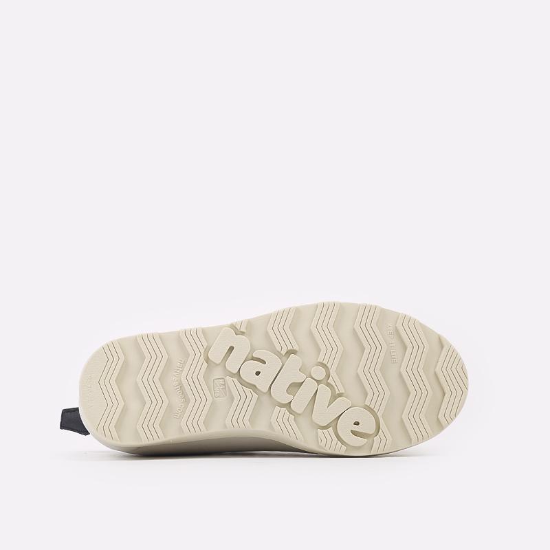 бежевые  ботинки native fitzsimmons citylite 31106800-1880 - цена, описание, фото 4