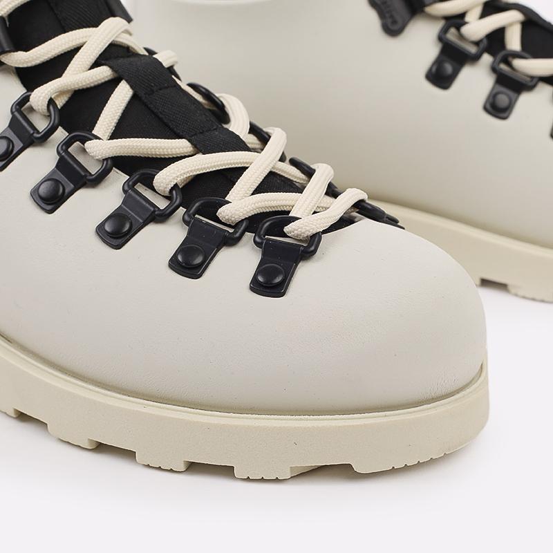бежевые  ботинки native fitzsimmons citylite 31106800-1880 - цена, описание, фото 7