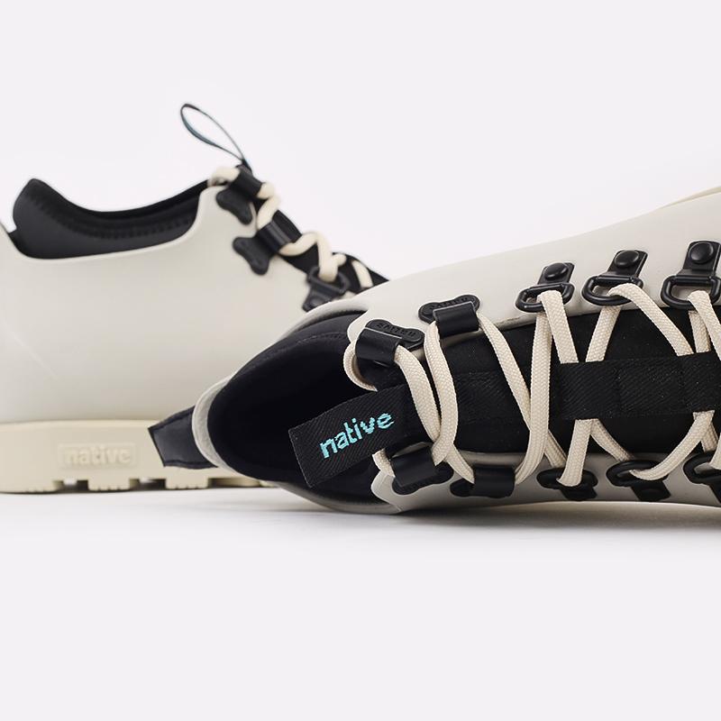 бежевые  ботинки native fitzsimmons citylite 31106800-1880 - цена, описание, фото 8