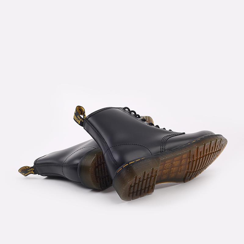 чёрные  ботинки dr. martens 1460 11822006 - цена, описание, фото 3