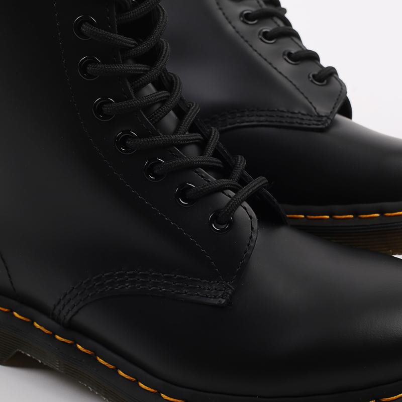чёрные  ботинки dr. martens 1460 11822006 - цена, описание, фото 8