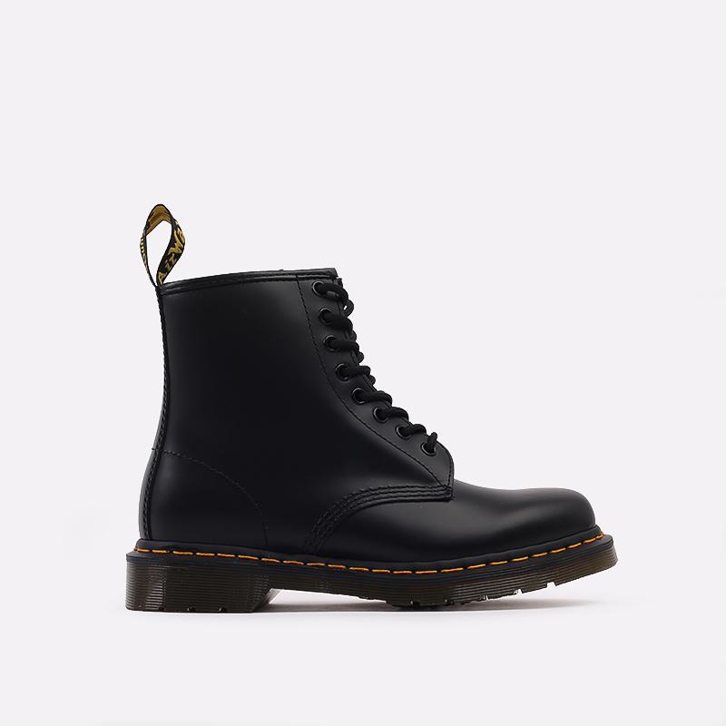 чёрные  ботинки dr. martens 1460 11822006 - цена, описание, фото 1