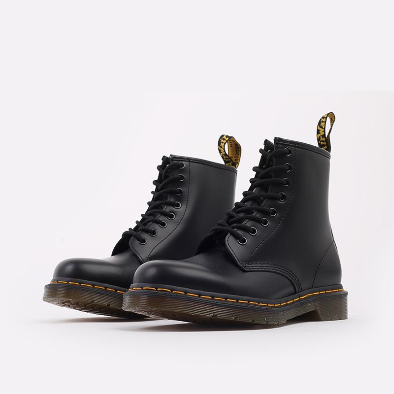 чёрные  ботинки dr. martens 1460 11822006 - цена, описание, фото 2