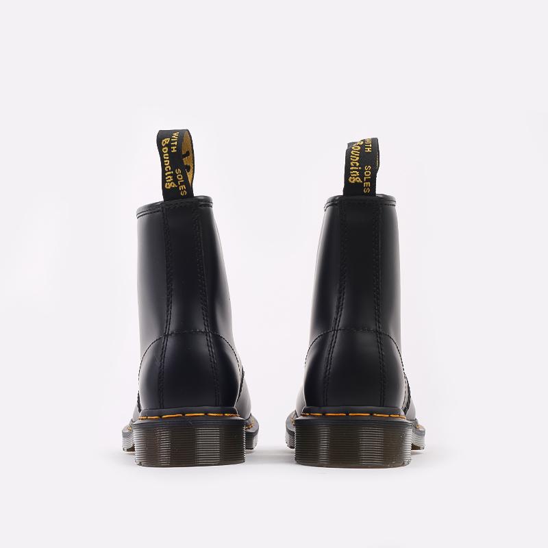 чёрные  ботинки dr. martens 1460 11822006 - цена, описание, фото 5
