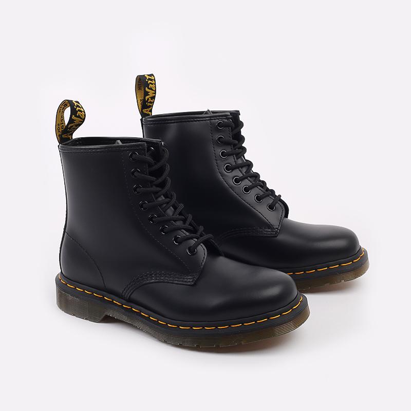 чёрные  ботинки dr. martens 1460 11822006 - цена, описание, фото 6