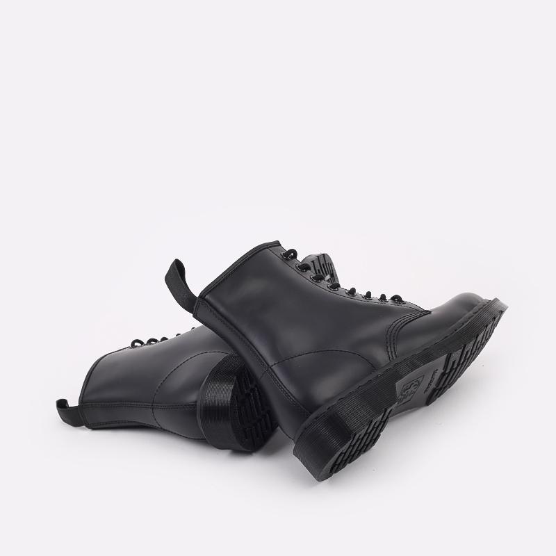 чёрные  ботинки dr. martens 1460 mono 14353001 - цена, описание, фото 3