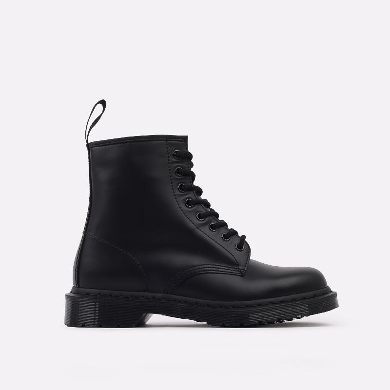чёрные  ботинки dr. martens 1460 mono 14353001 - цена, описание, фото 1