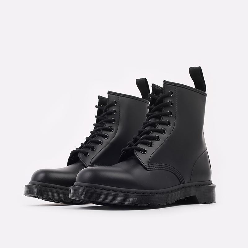 чёрные  ботинки dr. martens 1460 mono 14353001 - цена, описание, фото 2