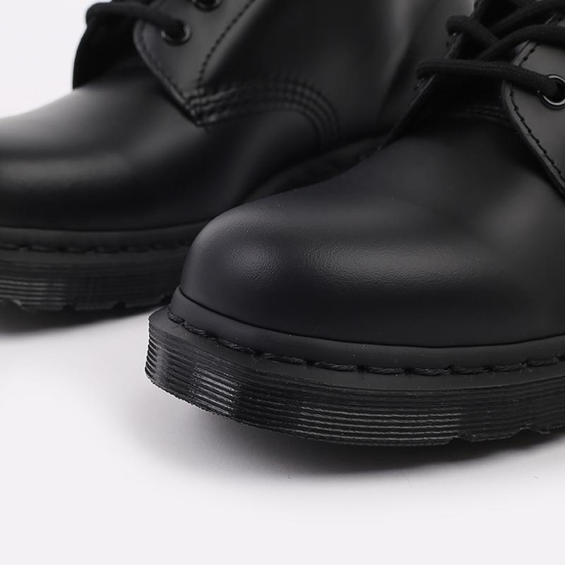 чёрные  ботинки dr. martens 1460 mono 14353001 - цена, описание, фото 7