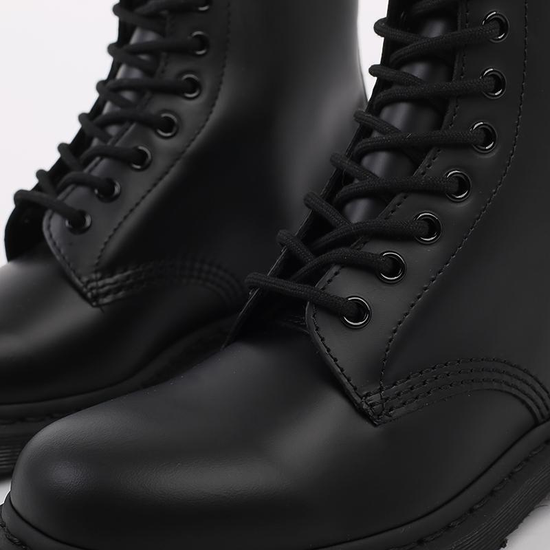чёрные  ботинки dr. martens 1460 mono 14353001 - цена, описание, фото 8
