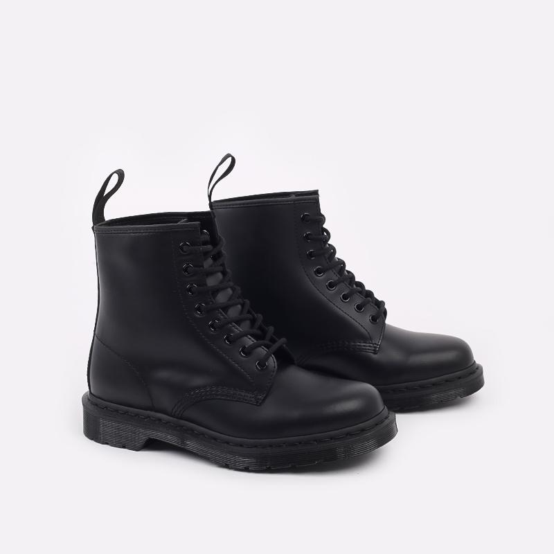чёрные  ботинки dr. martens 1460 mono 14353001 - цена, описание, фото 5