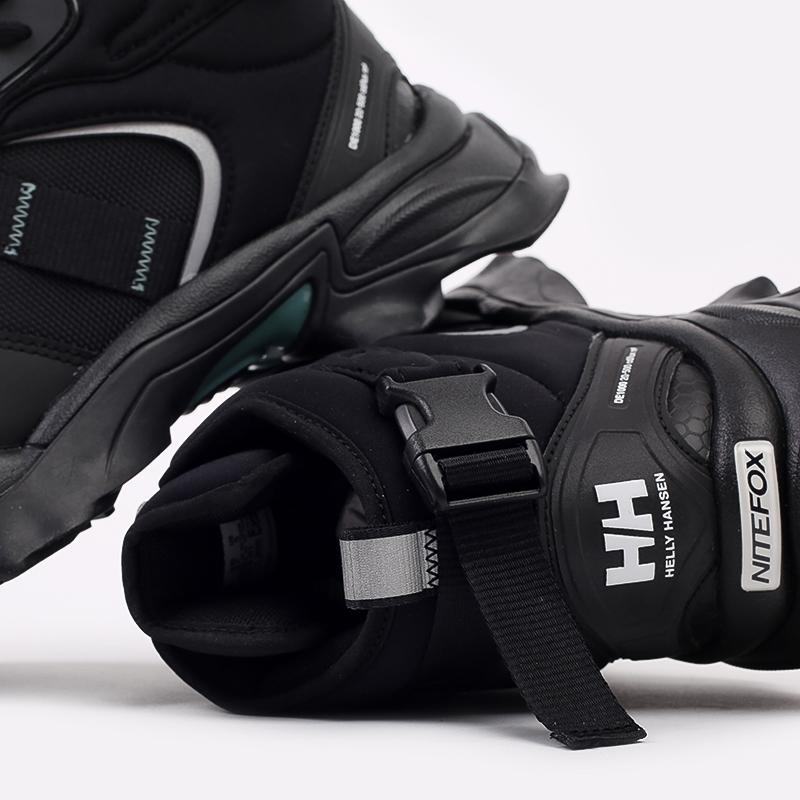 чёрные  кроссовки puma nitefox boot x helly hansen 37354901 - цена, описание, фото 7