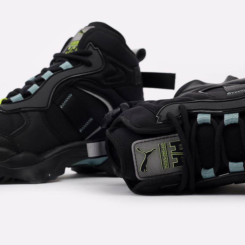 чёрные  кроссовки puma nitefox boot x helly hansen 37354901 - цена, описание, фото 8