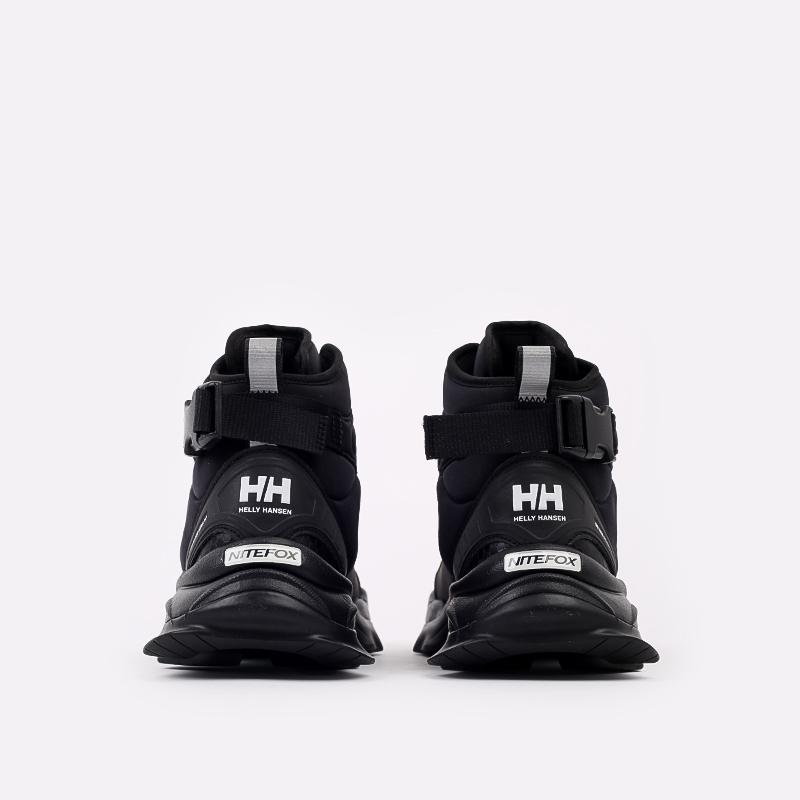 чёрные  кроссовки puma nitefox boot x helly hansen 37354901 - цена, описание, фото 3