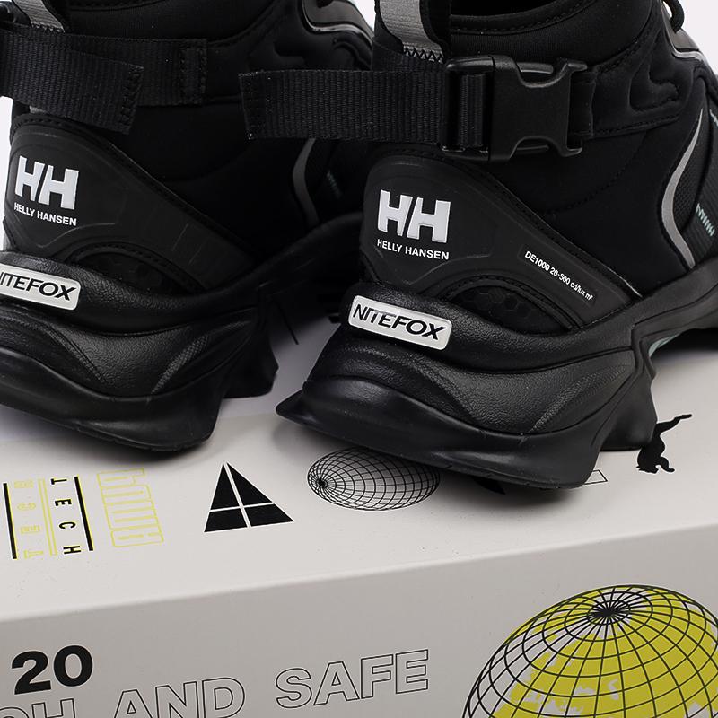 чёрные  кроссовки puma nitefox boot x helly hansen 37354901 - цена, описание, фото 9