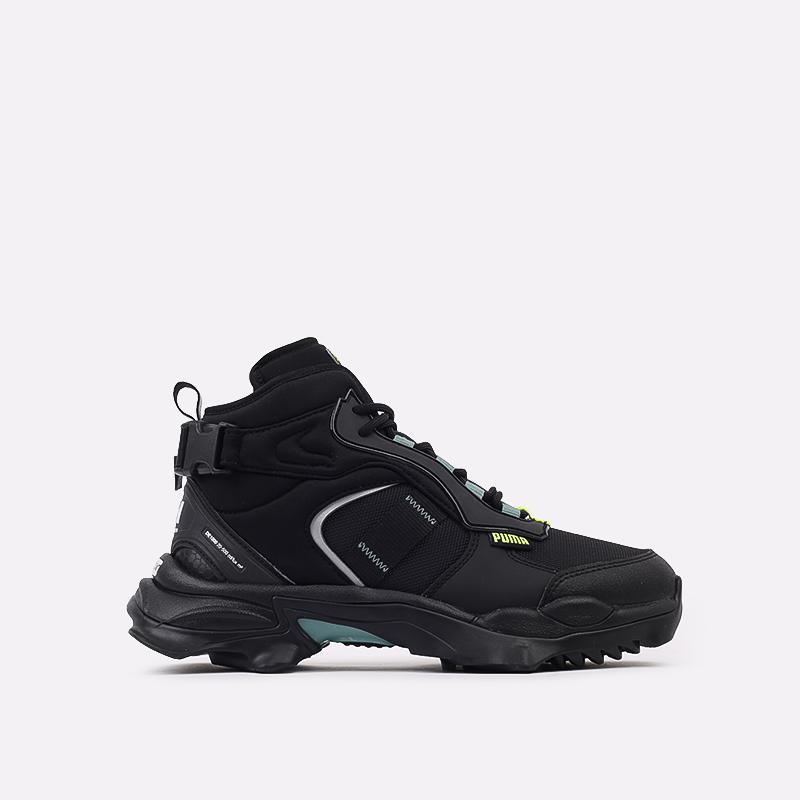 чёрные  кроссовки puma nitefox boot x helly hansen 37354901 - цена, описание, фото 1