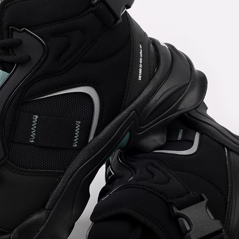 чёрные  кроссовки puma nitefox boot x helly hansen 37354901 - цена, описание, фото 6