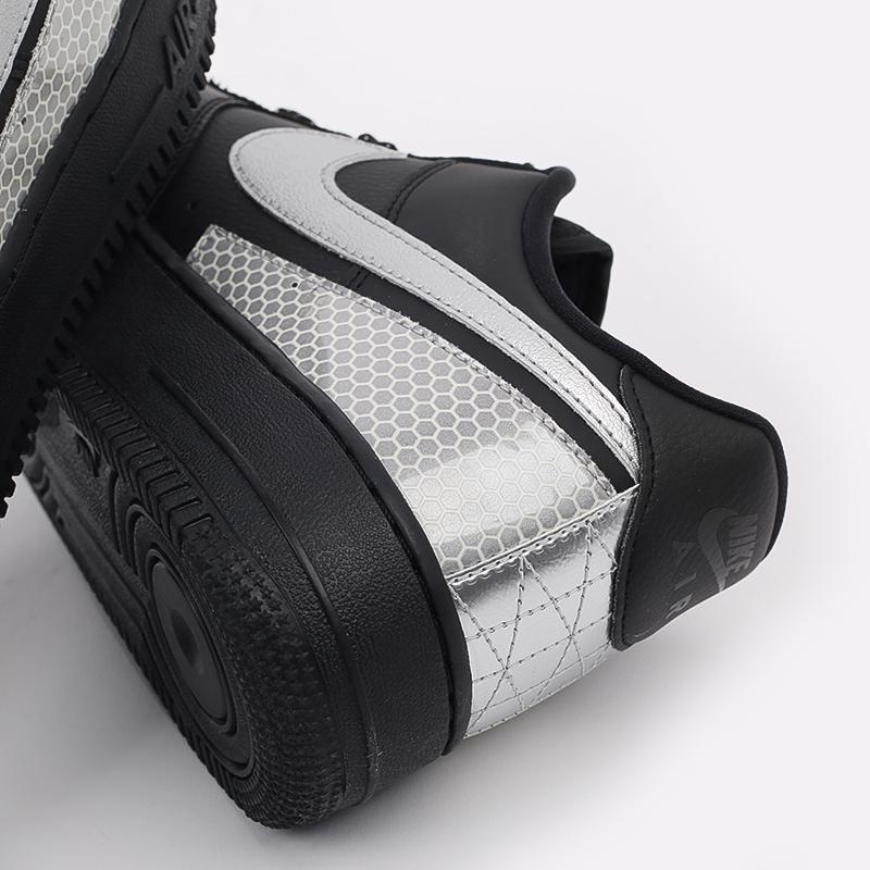 мужские чёрные  кроссовки nike air force 1 '07 lv8 3m CT2299-001 - цена, описание, фото 9