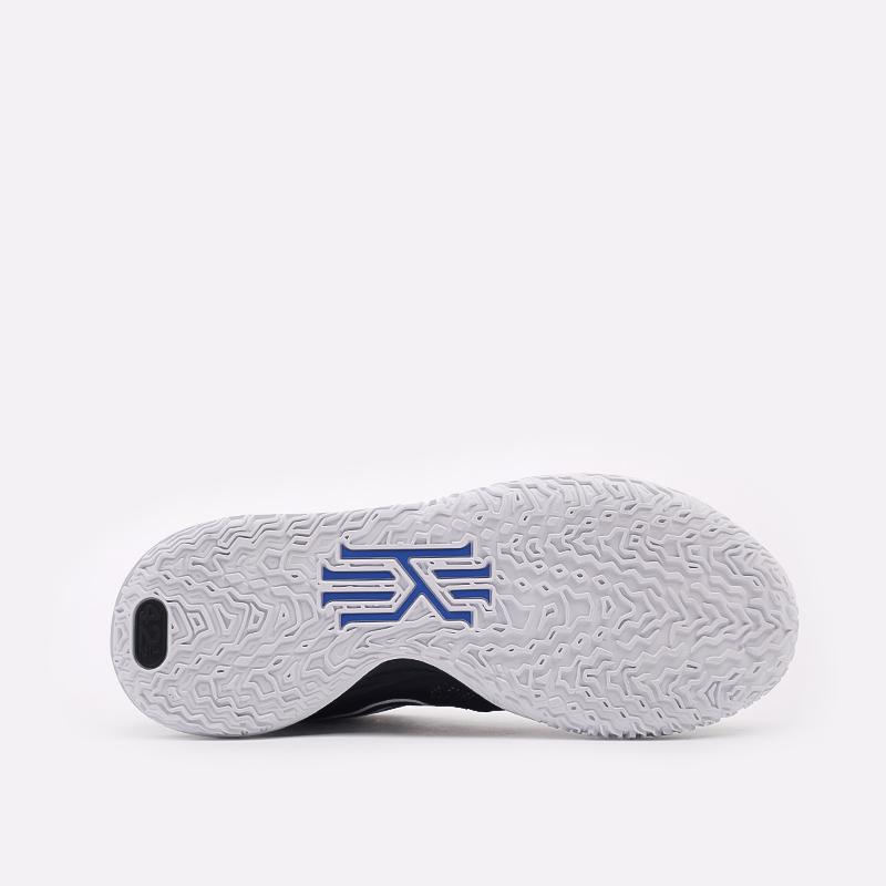 мужские чёрные  кроссовки nike kyrie 7 CQ9326-002 - цена, описание, фото 3