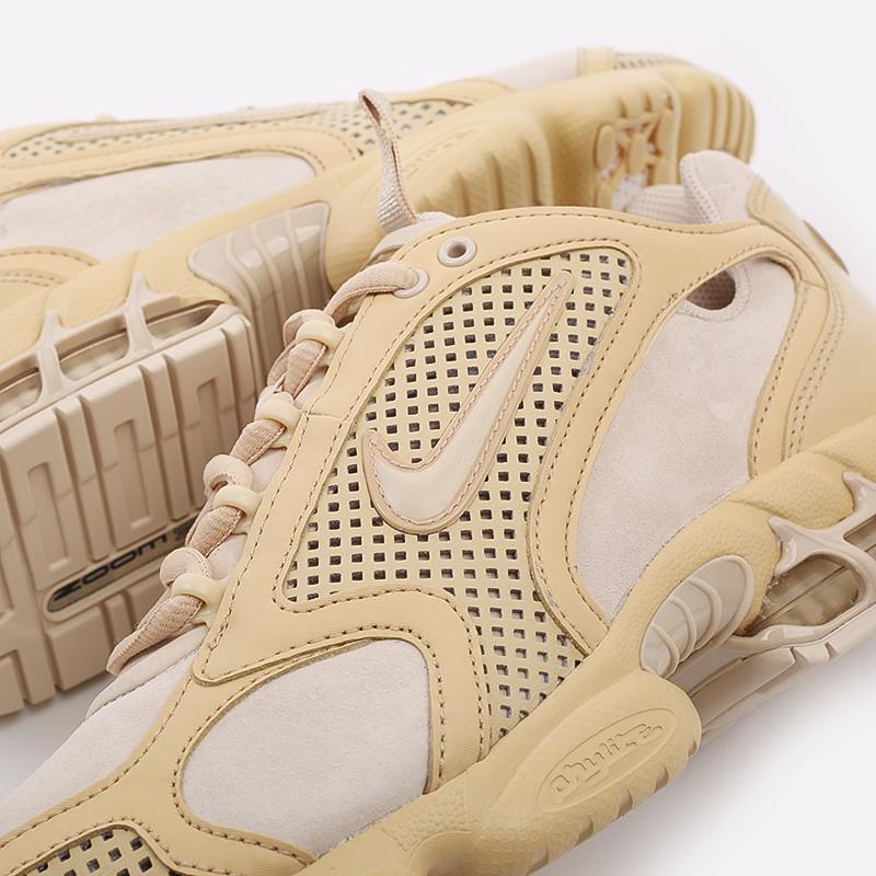 мужские бежевые  кроссовки nike air zoom spiridon cage 2 se CU1768-200 - цена, описание, фото 8