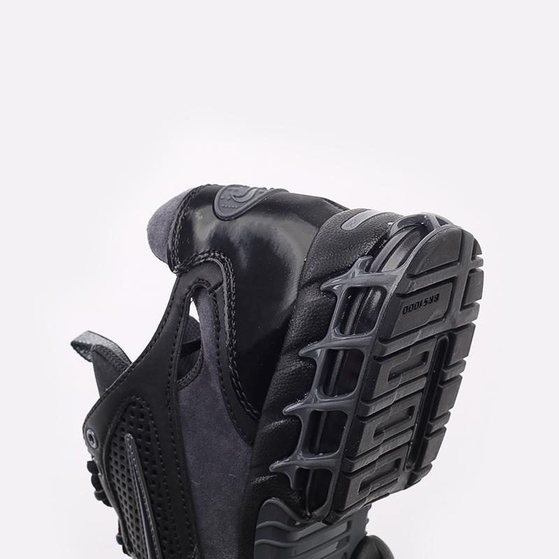 мужские чёрные  кроссовки nike air zoom spiridon cage 2 se CU1768-001 - цена, описание, фото 7