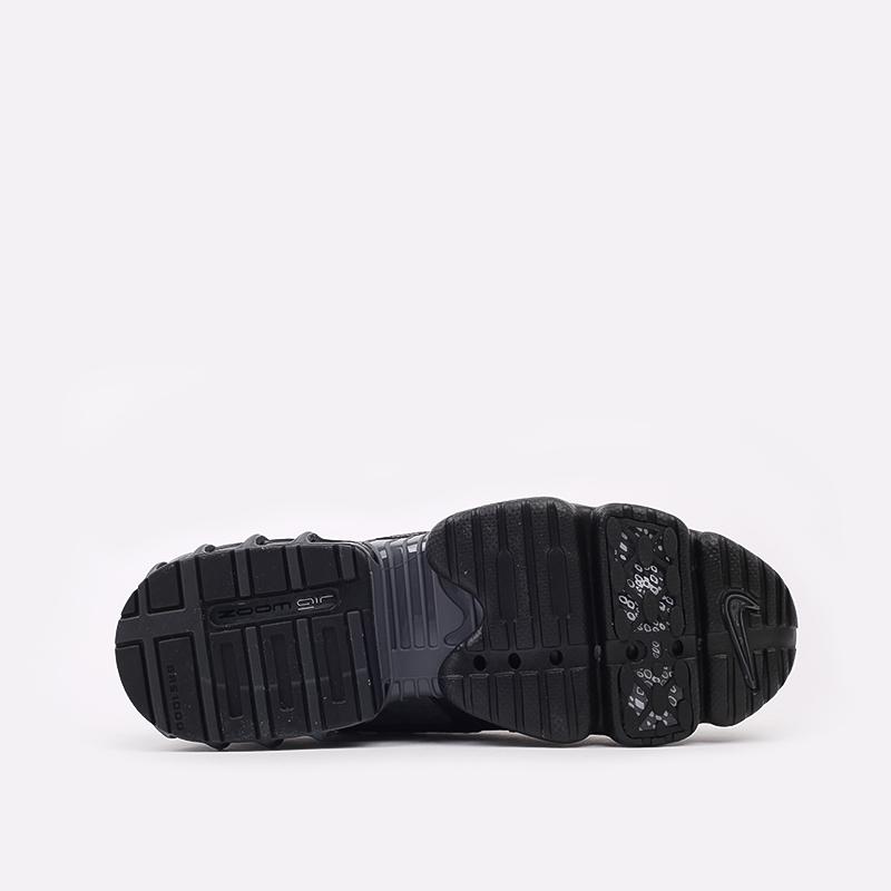 мужские чёрные  кроссовки nike air zoom spiridon cage 2 se CU1768-001 - цена, описание, фото 3