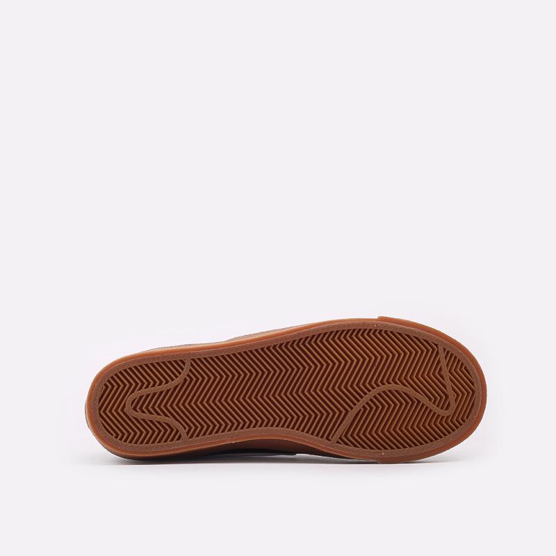 женские чёрные  кроссовки nike wmns blazer mid '77 suede DB5461-001 - цена, описание, фото 3