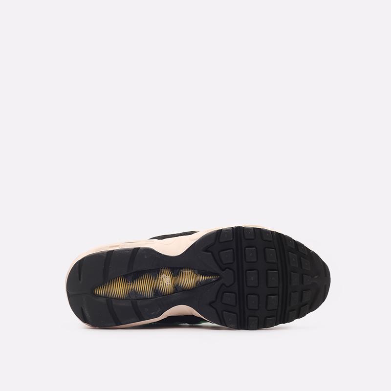женские чёрные  кроссовки nike wmns air max 95 prm DB9577-001 - цена, описание, фото 4