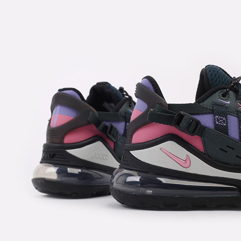 мужские чёрные  кроссовки nike air max vistascape CQ7740-300 - цена, описание, фото 6
