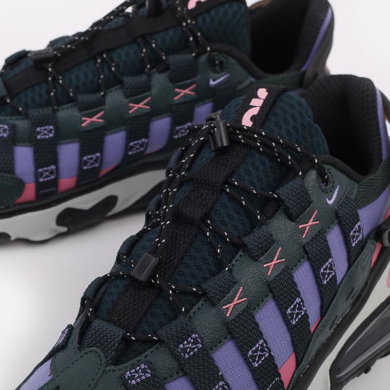 мужские чёрные  кроссовки nike air max vistascape CQ7740-300 - цена, описание, фото 9