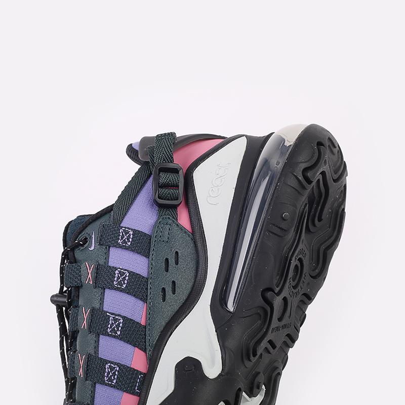 мужские чёрные  кроссовки nike air max vistascape CQ7740-300 - цена, описание, фото 4