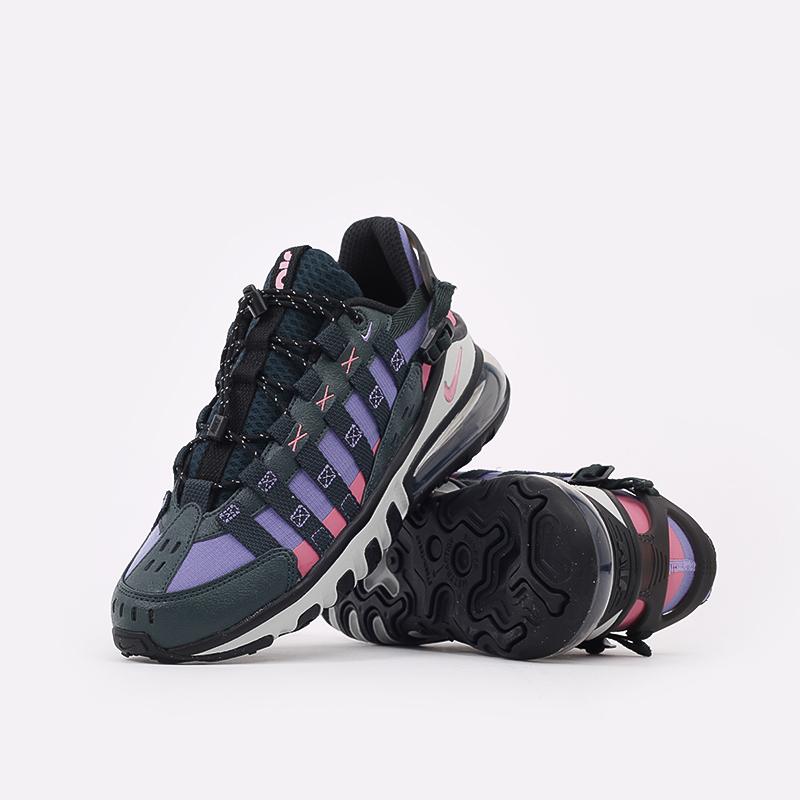 мужские чёрные  кроссовки nike air max vistascape CQ7740-300 - цена, описание, фото 7