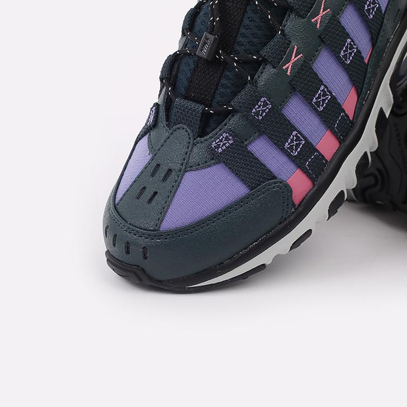 мужские чёрные  кроссовки nike air max vistascape CQ7740-300 - цена, описание, фото 8