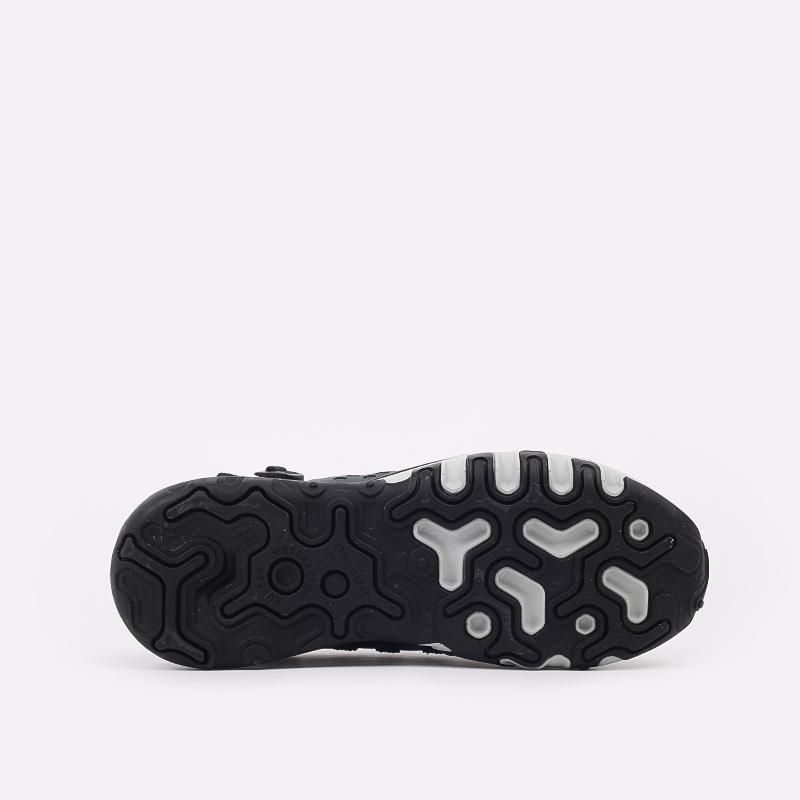 мужские чёрные  кроссовки nike air max vistascape CQ7740-300 - цена, описание, фото 3