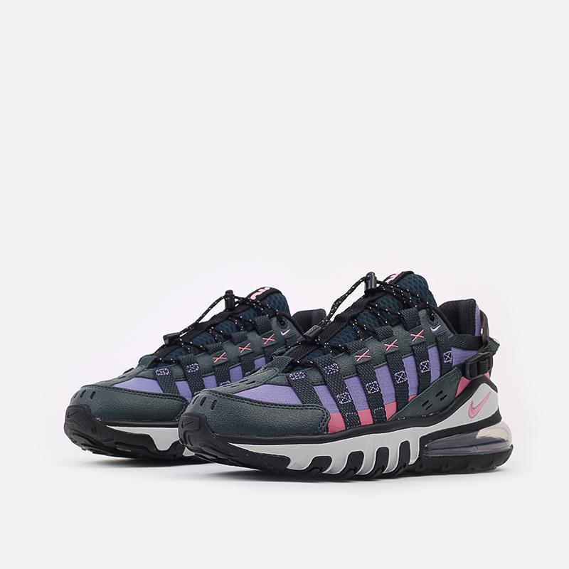 мужские чёрные  кроссовки nike air max vistascape CQ7740-300 - цена, описание, фото 2