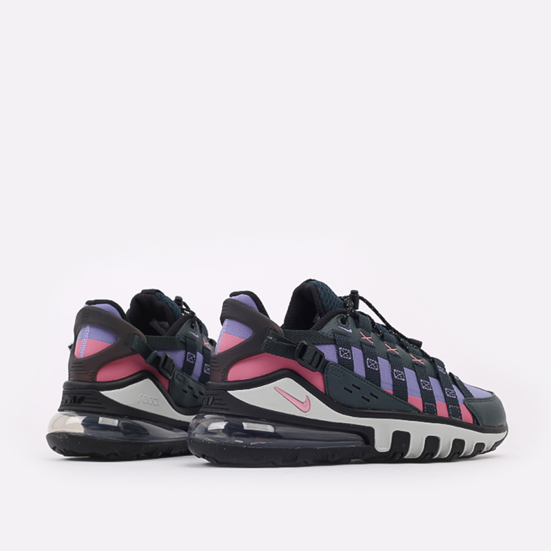 мужские чёрные  кроссовки nike air max vistascape CQ7740-300 - цена, описание, фото 5